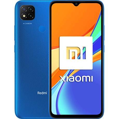 XIAOMI REDMI 9C 64GB 3GB MIDNIGHT GRAY - NUEVO A ESTRENAR