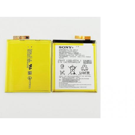 Bateria LIS1576ERPC Original para Sony Xperia M4 Aqua E2303, E2306, E2312, E2333 de 2400mAh - Desmontaje