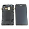Repuesto de Pantalla LCD + Tactil + Marco Frontal para Sony Xperia E4g E2003, E2006, E2053 - Negra / Desmontaje