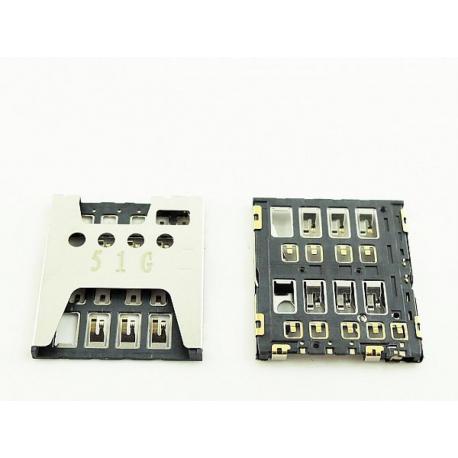 Repuesto Lector SIM para Sony Xperia E4g E2003, E2006, E2053