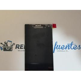 Repuesto Pantalla Tactil+LCD Sony Ericsson Xperia S LT26i - Negra