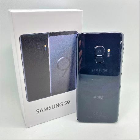 SAMSUNG GALAXY S9 64GB G960F NEGRO - MUY BUEN ESTADO