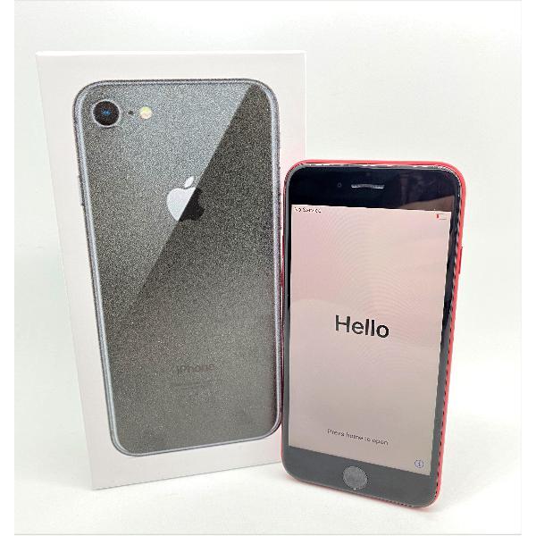 IPHONE 8 64GB ROJO - MUY BUEN ESTADO