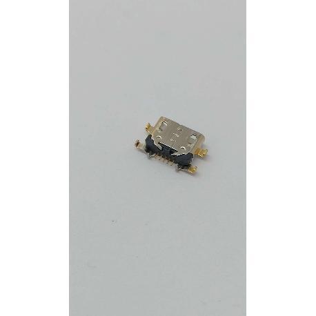 CONECTOR DE CARGA MICRO USB  PARA SAMSUNG A10S