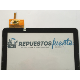 Pantalla Tactil Tablet China 300-N3765A-A00 10.1 Pulgadas - Negra
