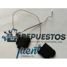 """Juego de Altavoces Izquierdo / Derecho para BQ Edison 3 , Fnac 4.0 10"""""""