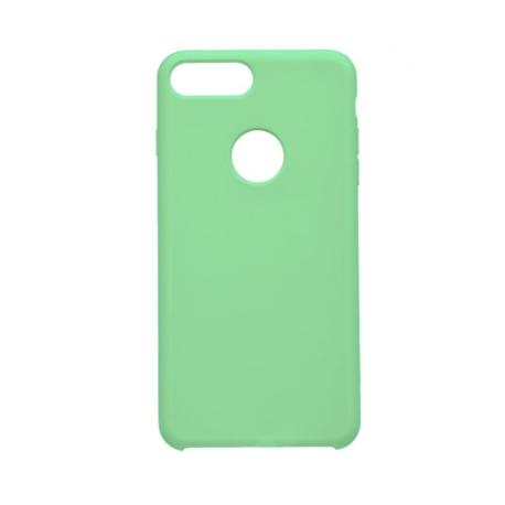 FUNDA DE SILICONA PARA IPHONE 7 PLUS, 8 PLUS - VERDE