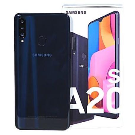 SAMSUNG GALAXY A20S A207 32GB 2GB NEGRO - NUEVO A ESTRENAR