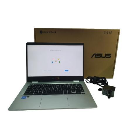 "PORTATIL COMPLETO ASUS CHROMEBOOK C423N 14"" CELERON N3350 4GB 60GB SSD - MUY BUEN ESTADO"