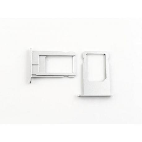 Repuesto de Soporte SIM para iPhone 6+ Plus - Blanco
