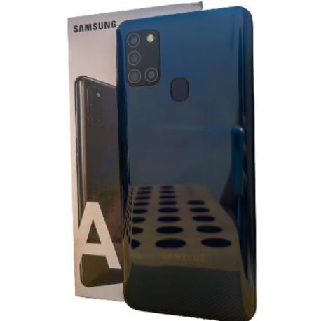 SAMSUNG GALAXY A21S SM-A217F /DSN 32GB 3GB NEGRO - NUEVO A ESTRENAR