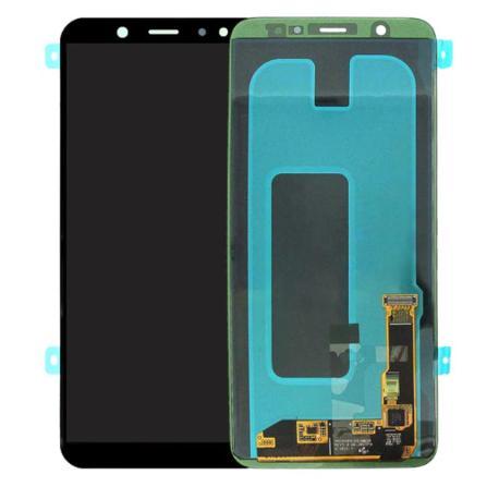 PANTALLA LCD Y TACTIL COMPATIBLE PARA SAMSUNG GALAXY A6 PLUS2018, SM-A610 - NEGRA - CALIDAD OLED