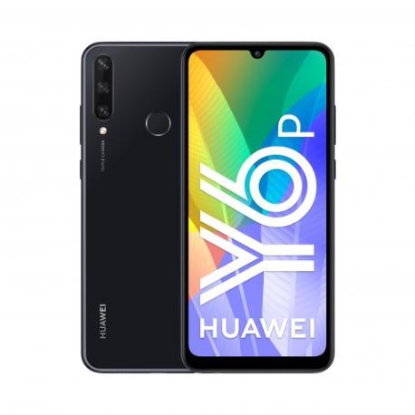 HUAWEI Y6P 64GB 3GB NEGRO - NUEVO A ESTRENAR