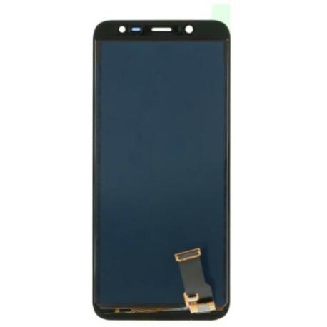 PANTALLA LCD Y TACTIL COMPATIBLE PARA SAMSUNG GALAXY J6 2018, J600 - NEGRA - CALIDAD TFT