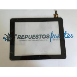 Repuesto Pantalla Tactil para Tablet Wolder miTab FOLLOW de 9.7 Pulgadas - Negra