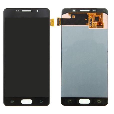 PANTALLA LCD DISPLAY + TACTIL PARA SAMSUNG GALAXY A5 2016 A510F - NEGRO CALIDAD OLED