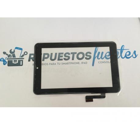 Repuesto Pantalla Tactil Tablet China 7 Pulgadas FPC-CTP-0700-088V4-1 - Negra