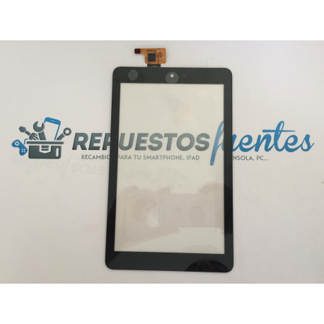 Repuesto Pantalla Tactil para Dell Venue 8 - Negra