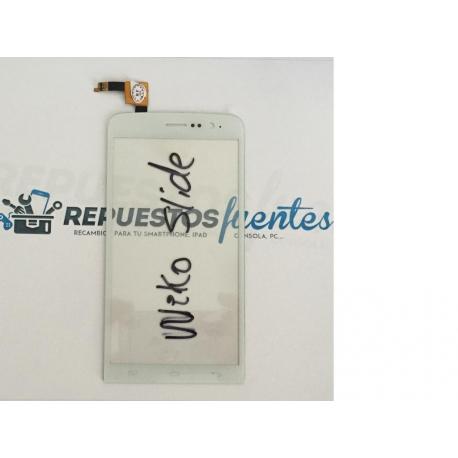 Repuesto Pantalla Tactil Wiko Slide - Blanco