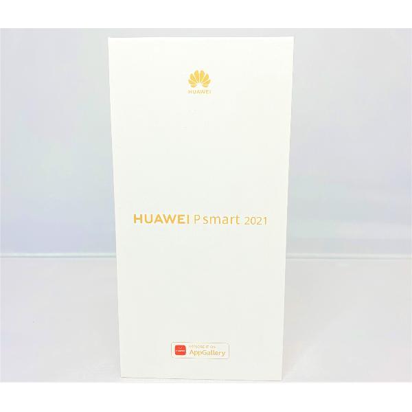 HUAWEI P SMART 2021 FHD+ 128GB 4GB NEGRA - NUEVO A ESTRENAR