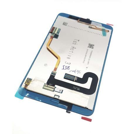 PANTALLA ORIGINAL LCD Y TACTIL PARA SAMSUNG GALAXY TAB ACTIVE 3 SM-T575 - NEGRA