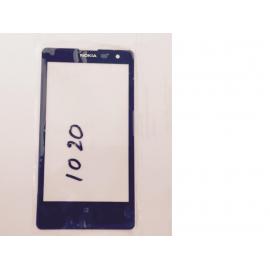 Repuesto Pantalla Cristal para Nokia Lumia 1020 - Negra