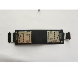 Modulo de Lector SIM Dual para Asus Zenfone 5, A500CG, A502CG