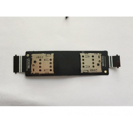 Modulo de Lector SIM Dual para Asus Zenfone 5, A500CG