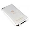 Repuesto Carcasa Trasera Ipod Touch 4 - Plata