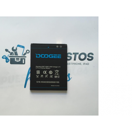 Bateria para Doogee Dagger DG550 - 2600mAh