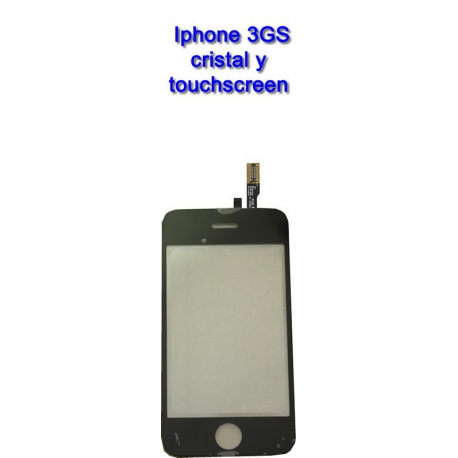 pantalla tactil iphone 3gs
