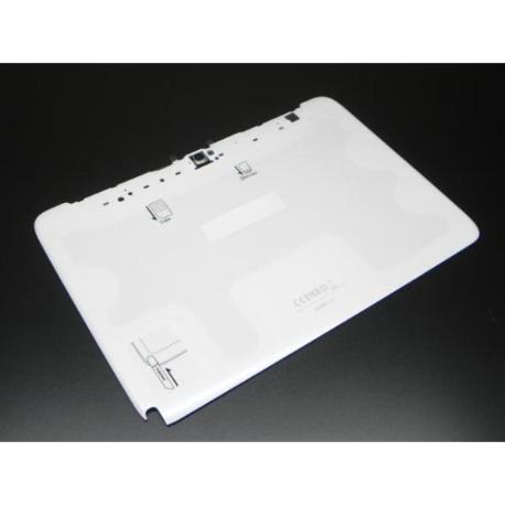 TAPA TRASERA PARAGT-N8000 GALAXY NOTE 10.1 3G - BLANCA