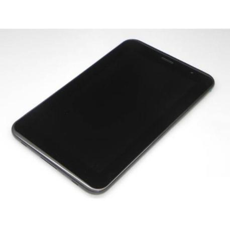 PANTALLA LCD DISPLAY + TACTIL CON MARCODEGALAXY TAB 2 7.0 P3100 REMANUFACTURADO