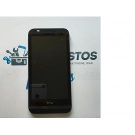 Repuesto Pantalla Tactil + LCD con Marco para HTC Desire 510 - Negra