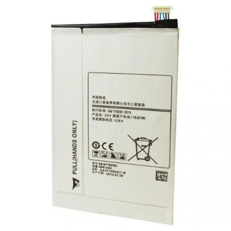 BATERIA EB-BT705FBCPARASM-T700 GALAXY TAB S 8.4, SM-T705 GALAXY TAB S 8.4 LTE - RECUPERADA