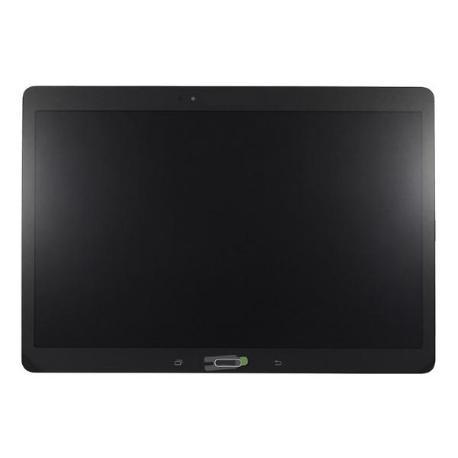 PANTALLA LCD DISPLAY + TACTIL CON MARCO PARAGALAXY TAB S 10.5 SM-T800, T805 - NEGRA