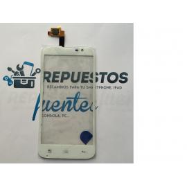 Repuesto de Pantalla Tactil para BQ Aquaris 5 - Remanufacturada / Blanca
