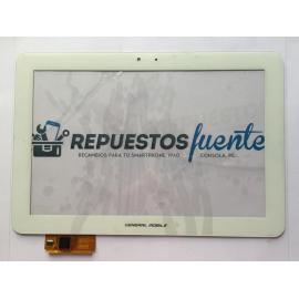 Repuesto de Pantalla Tactil para Tablet BQ Edison 1, 2 y 3 - Blanca