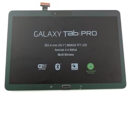 PANTPANTALLA LCD DISPLAY + TACTIL CON MARCO PARAGALAXY TAB PRO 10.1 T520,T525 - NEGRO  ALLA LCD DISPLAY +