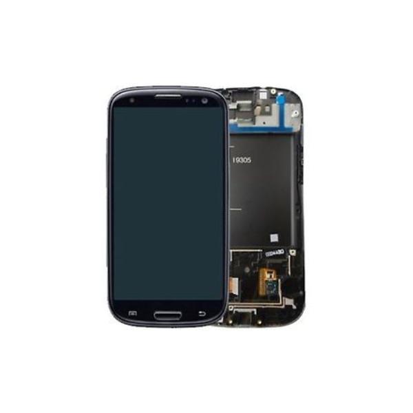 PANTALLA LCD + TACTIALAXY S3 I9300 I9305 NEGRA