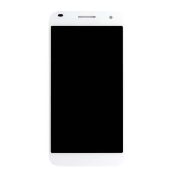 REPUESTO PANTALLA LCD DISPLAY + TACTIL PARAASCEND G7 - BLANCO