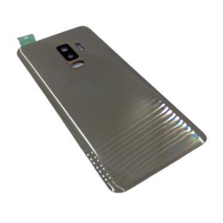 TAPA COMPATIBLE PARAGALAXY S9 PLUS - ORO