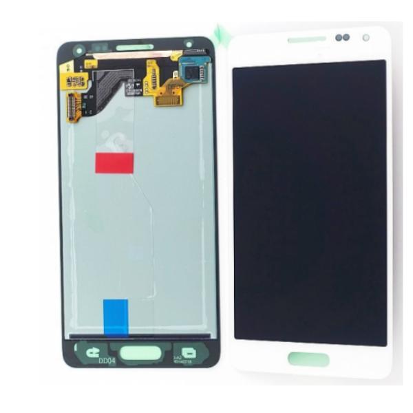 PANTALLA LCD + TACTIL GALAXY ALPHA SM-G850F BLANCA