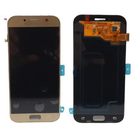 PANTALLA LCD DISPLAY + TACTILPARAGALAXY A5 2017 A520F - ORO