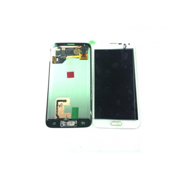 PANTALLA LCD DISPLAY + TACTIL GALAXY S5 I9600 SM-G900 BLANCA - SERVICE PACK