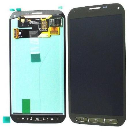 PANTALLA LCD Y TACTILPARAS5 ACTIVE SM-G870 - VERDE - SERVICE PACK
