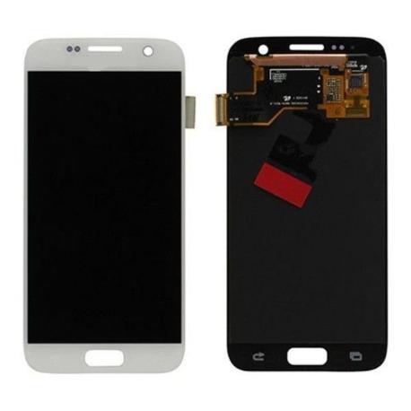 PANTALLA LCD DISPLAY + TACTILPARAGALAXY S7 SM-G930F - BLANCA