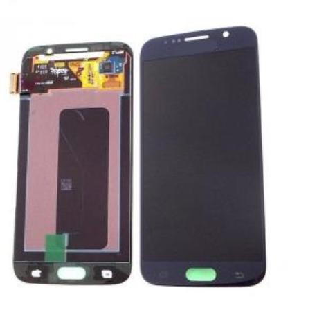 PANTALLA LCD DISPLAY + TACTIL GALAXY S6 I9600 SM-G920 AZUL