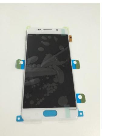 PANTALLA TACITIL + LCD DISPLAY PARAGALAXY A3  SM-A310 - VERSIÓN 2016 - BLANCA