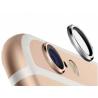 Repuesto de Cubierta de Camara para iPhone 6 - Plata